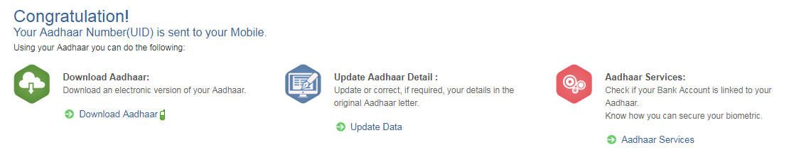 Check Aadhaar Number Online by Name